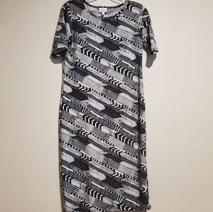 Lula Rou  dress size Medium